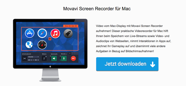 Screen Recorder für Mac